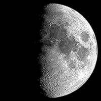 Faza księżyca piątek 19 październik 2018 - 07:37:21