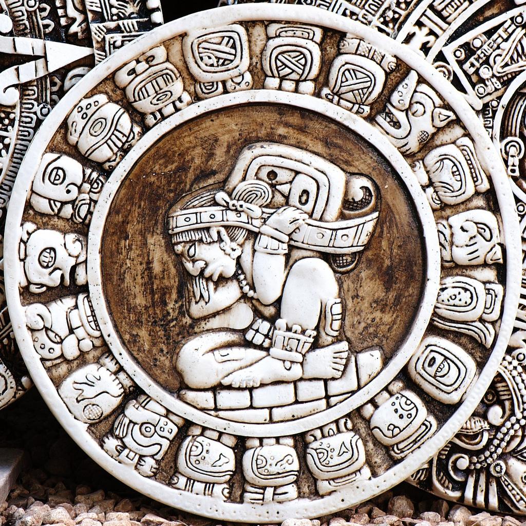 Liczba życia - Zodiak Majów